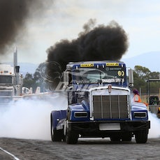 TRUCK DRAGS at Gippsland Motorplex/Bairnsdale Dragway 4th March 2018