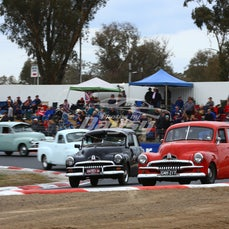 Historic Winton 2018..HERITAGE VEHICLE PARADE..Sunday 27th May.