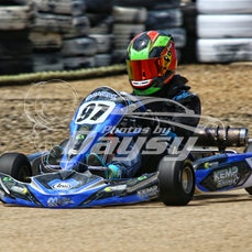 Bairnsdale / Gippsland Karts Club Day. 25th October 2015
