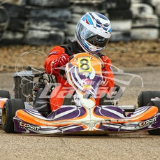 Bairnsdale Karts Club Day 30-8-2015.