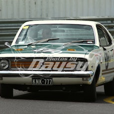 SHANNON'S PARADE at Sandown Historics 2016