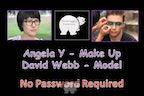 Angela & David - Angela Y - Make Up David Webb - Model Shoot 22/3/13