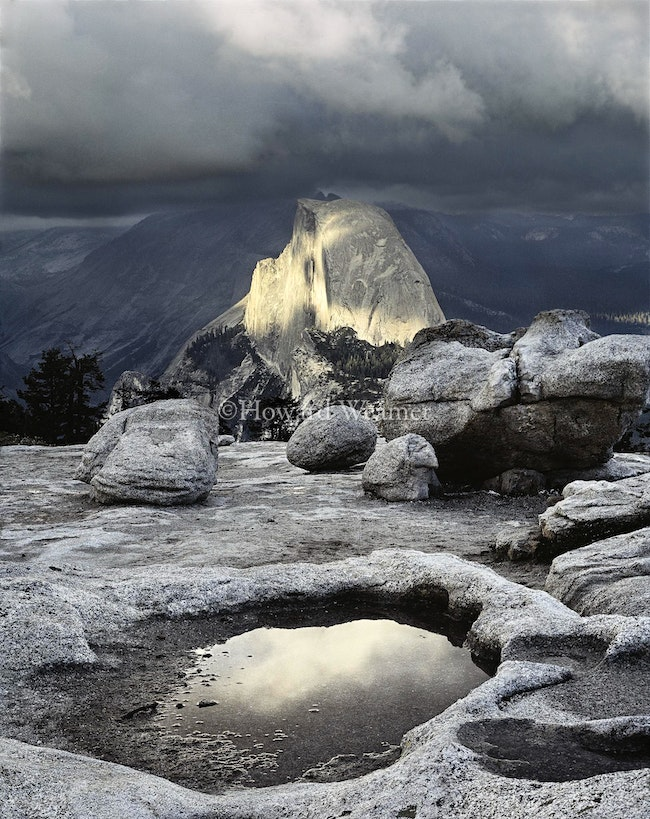 0010 Stormlight Half Dome Yosemite