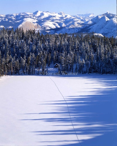 0255 Ostrander Lake Ski Hut, Yosemite NP