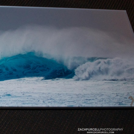 Plexi Glass Print - A print will be mounted behind a sheet of Plexiglass. The clear acrylic in front of the image gives a stylish and elegant look unmatched...