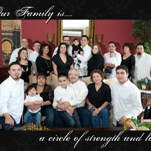 Arroyo Family - Family Portraits of the Arroyo Family.