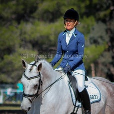DAY 1 Young Dressage 40th Anniversary 2014 Championships 18/4/2014