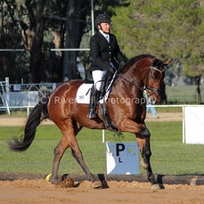 Day 3 Young Dressarge 40th Anniversary 2014 Championships.20/4/2014