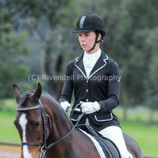 Young Riders and Pony Dressage Champs 2014 Day 2