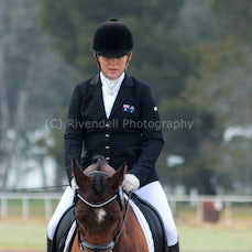 Young Riders and Pony Dressage Champs 2014 Day 3