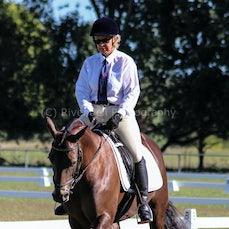 Murrumbateman Adult Riding Club Annual Dressage & Showjumping comp 18/1/2015 (Dressarge)