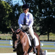 Murrumbateman Adult Riding Club Annual Dressage & Showjumping comp 18/1/2015 (Dressarge)