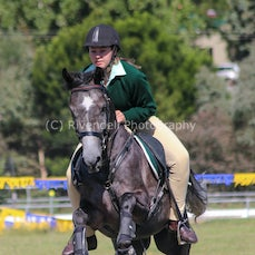 Murrumbateman Adult Riding Club Annual Dressage & Showjumping comp 18/1/15 (JUMPING)