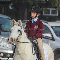 Harden Intershool 2016 ( Dressage)