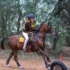 2017  Narrandera Pony Club ODE ( X- Country )