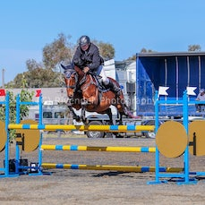 2017 NSW Country Showjumping Championships WAGGA  (Sun)