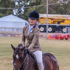 2018 Bathurst Royal, Hunter Ponys & Hunter Galloways