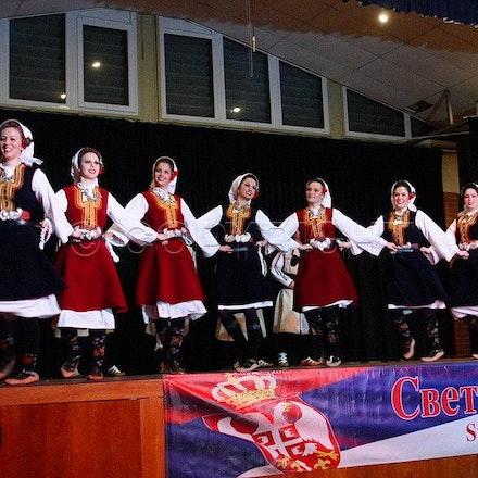 St. Sava - Serbian Folk Dance