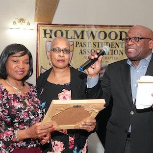 Holmwood Fundraiser 4/14/2018