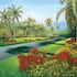 Hope Botanical Garden - Oil on Canvas Original size; 24 x 36