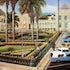 Emancipation Square - Oil on Canvas Original size; 24 x 36