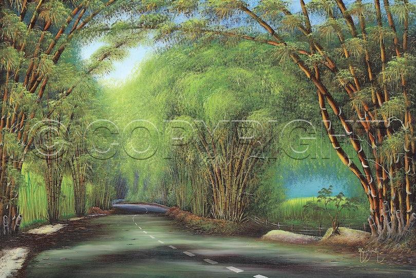 Bamboo Ave