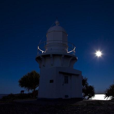 Fingal - Fingal light house