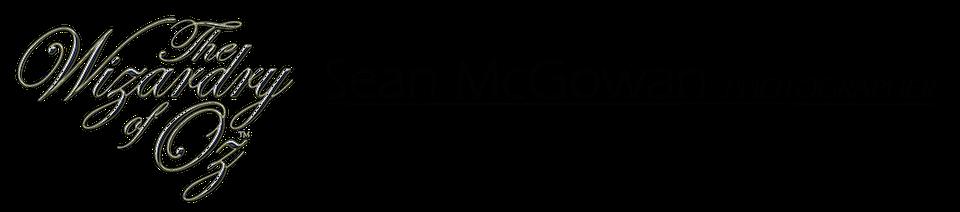 Sean McGowan, photographer