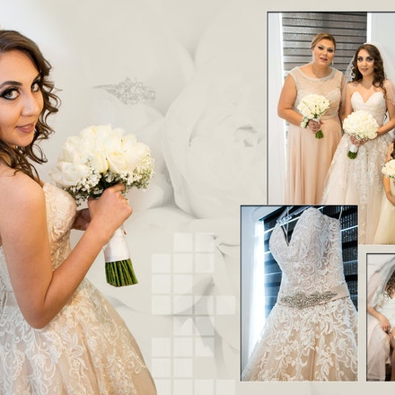 Wedding Album - Jeff & Nour