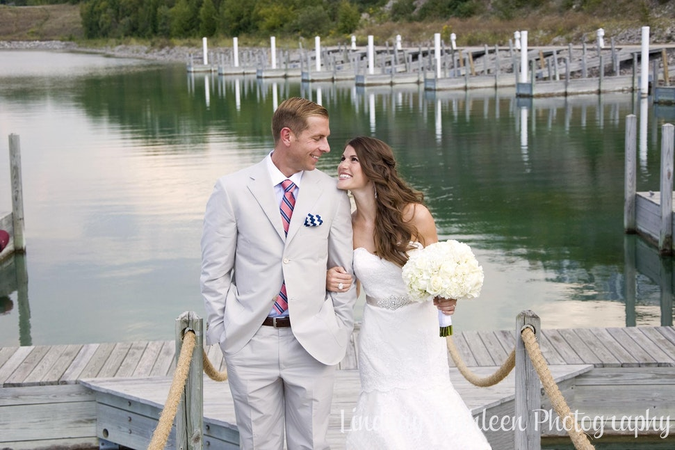 a1 - Lake Wedding