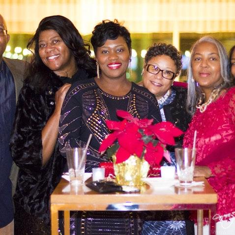 Penn Ave Christmas Party Photos II - Staff Christmas Party! Photographed at One Atlantic in Atlantic City, NJ