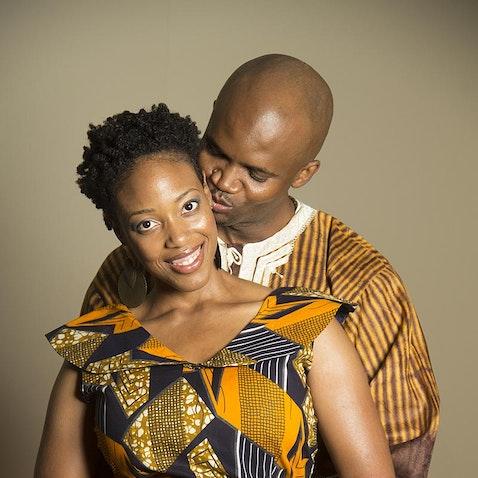Rashida & John Engagement Pics