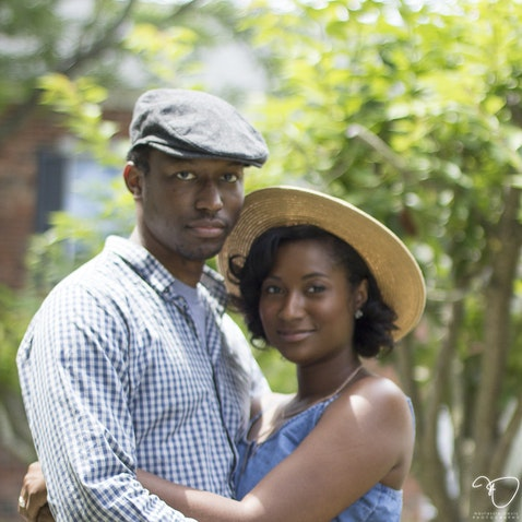 Gia & Jonathan Engagement Shoot - July 23, 2015 - Atlantic City, NJ