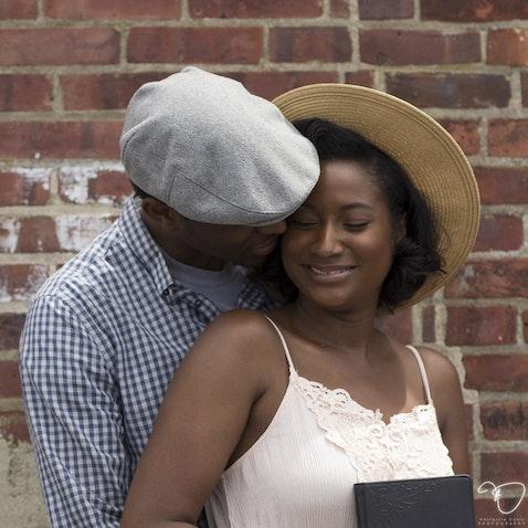 Gia & Jonathan Engagement Shoot (Scene IIII) - July 23, 2015 - Atlantic City, NJ