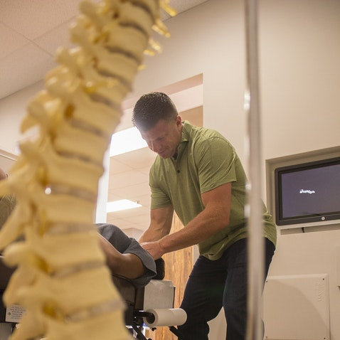 Chiropractor Shoot - Aug 22, 2015