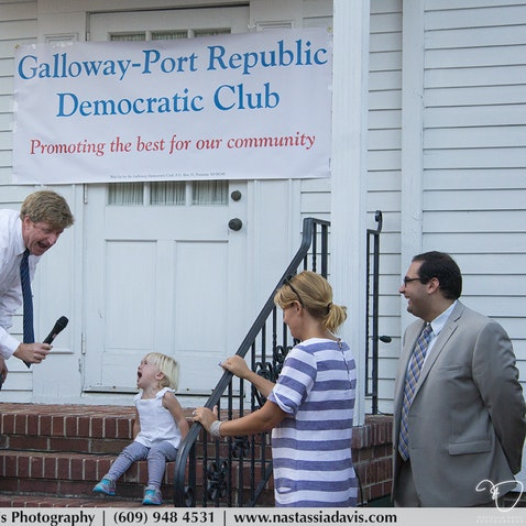 Galloway-Port Republic Democratic Club - Fundraiser - Ram's Head Inn