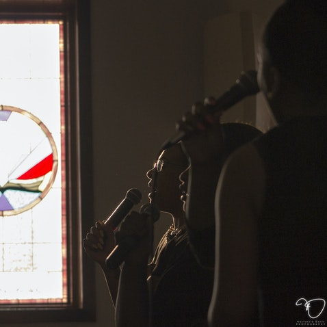 CHARLESTON VIGIL - Mt. Zion Baptist Church - June 24, 2015 - 7pm   Baptist Church 353 S. New Road Pleasantville, NJ 08232 Time: 7 pm - Wednesday,...
