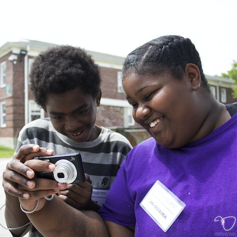 Summer Photography Camp - Coalition for a Safe Community in partnership with Atlantic City Housing Authority and the Atlantic County Prosecutor's Office...