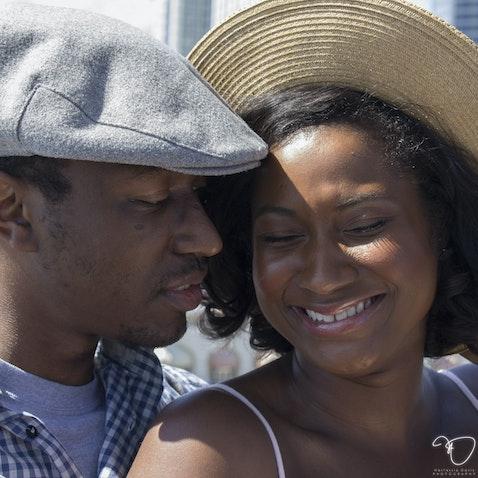 Gia & Jonathan Engagement Shoot (Scene VIIi) - July 27, 2015 - Atlantic City, NJ