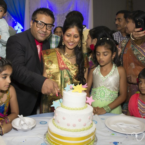 Roma & Dhaval Baby Shower IIII - July 26, 2015