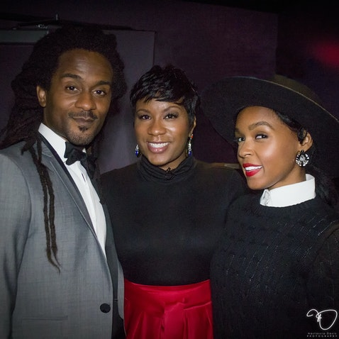 JOVIAN ZAYNE'S - LEAD ON PURPOSE EVENT - Minton's NYC Gallery