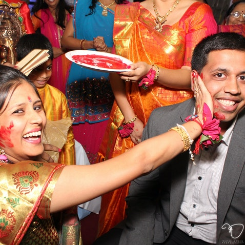 Roma & Dhaval Baby Shower II - July 26, 2015