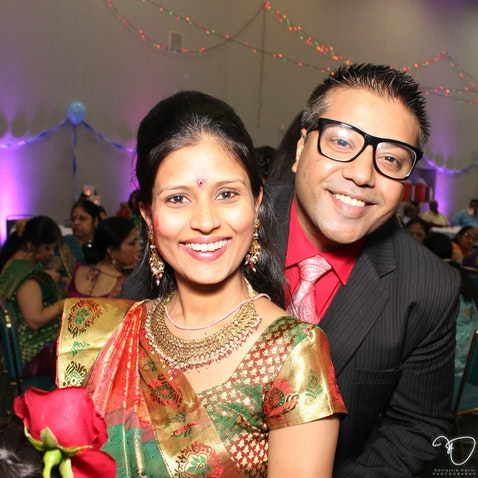 Roma & Dhaval Baby Shower III