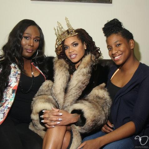 Vicky Birthday Shoot V - Jan 30, 2016 - KinHairitage Salon (MISC & BTS PHOTOS)