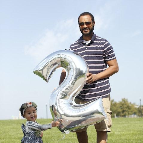 Reyna 2nd Birthday