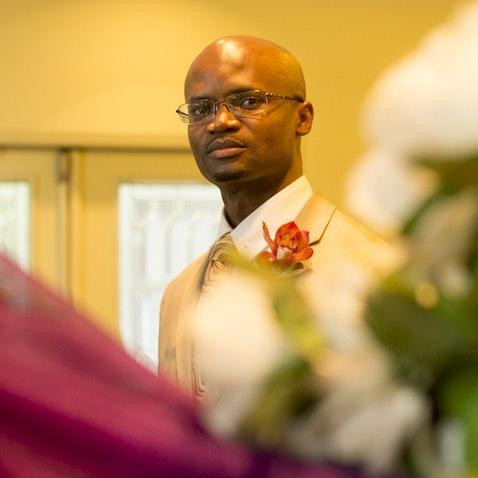 Rashida & John Get Married - Lagos Restaurant, New Brunswick, NJ - Sept 5, 2014