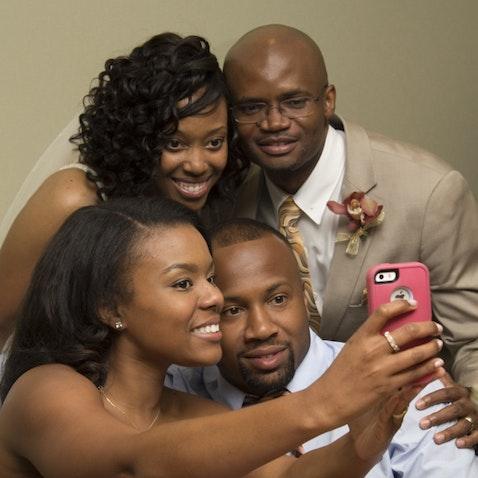 Rashida & John Wedding Reception II - Reception II - Sept 5, 2014