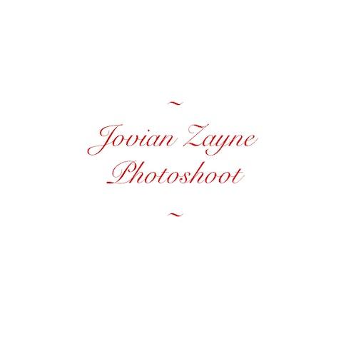Jovian Zayne Shoot III - NYC - Sept 15, 2015