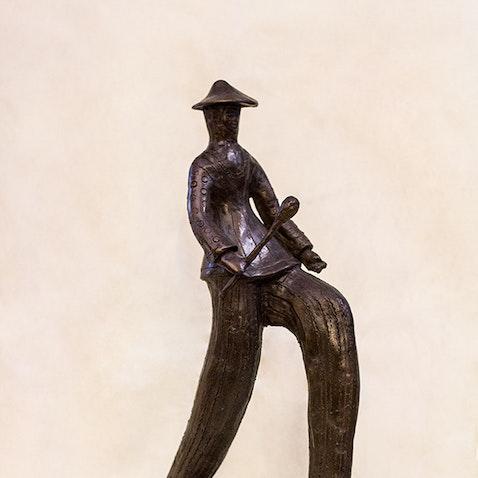 Lennox Warner Sculptures - April 11, 2016
