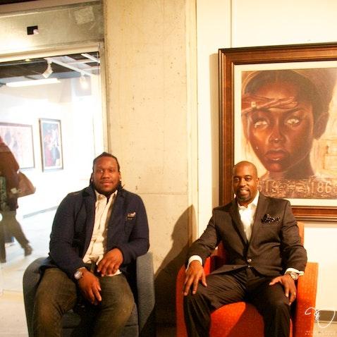 Kevin Wak Williams ARTS GARAGE - Artist Kevin WAK Williams comes to ARTS GARAGE in Atlantic City. Art Exhibit up until March 2, 2014.
